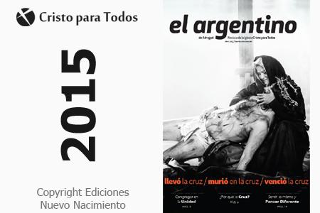 Revista publicada en Abril del 2015