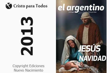 """Revista """"El Argentino"""" Diciembre del 2013"""