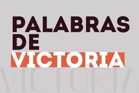 PALABRAS DE VICTORIA