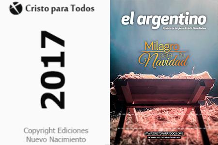 "Revista ""El Argentino"" Diciembre 2017"