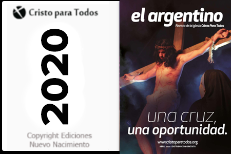 Revista EL ARGENTINO Abril 2020
